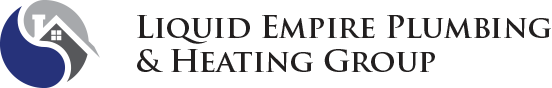 Liquid Empire Plumbing & Heating Logo